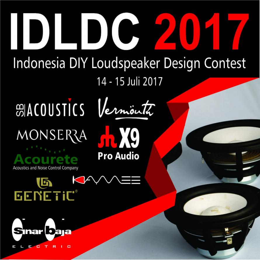 Indonesia DIY Loudspeaker Design Contest 2017